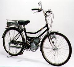 ... 自転車。原動機付き自転車免許