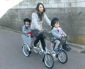 4つ葉 2人乗り4輪自転車の株式会社リキシャマン(座間市)|[運送・物流][運送] 会員ログイン